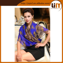 indian silk scarf woman fashion hign end eco pure linen large lace beach scarf shawl set
