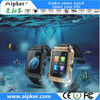 2014 new model arrive 1.54 touch screen 3G/wifi/gps/bluetooth android 4.3 waterproof smart watch
