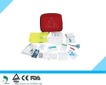 auto first aid kit, Emergency car first aid bag,CE/FDA first aid kit
