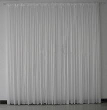 professional starlight backdrop curtain ice silk