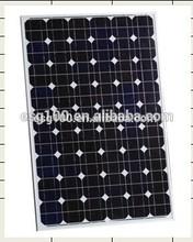Monocrystalline solar cells 315W for off grid use