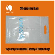 printed die cut packaging plastic bag making machine for sale