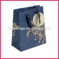 UV sun goddess pegasus art gift paper bag