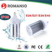 E27 Led Bulb smd 5630,Led Corn Light With Difficult to burn Plastic Cover Led Light Corn