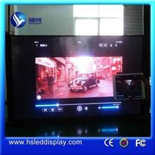 led video wall indoorled desplay shenzhen led message