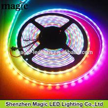 60Pixel/m 60leds/m RGB DC5V WS2811 WS2812 WS2812B LED stripe 60
