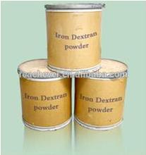 IRON DEXTRAN iron deficiency anemia prevention animals iron dextran