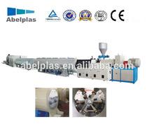 PVC pressure and non pressure pipe machine