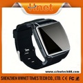 mejor 2015 fábrica podómetro reloj inteligente teléfono reloj monitor de ritmo cardíaco