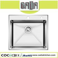 Cadia 2014 hot selling square model low price washing basin