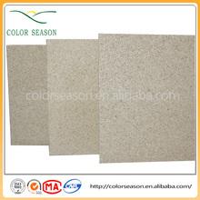 Haute qualité qualité A1 ignifuge Vermiculite panneau pour poêle à bois