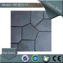 HS-WT115 decorative cultured slate stone floor tiles