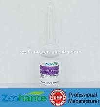 Gmp medicina veterinaria 30% Metamizole de sodio de inyección