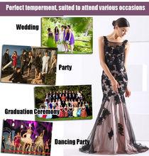 Woman dress fashion 2014 arabic dubai abaya kaftan style prom dress plus size prom dress