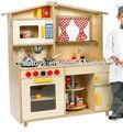 เด็กแกล้งเล่นชุดครัวไม้, เด็กแกล้งเล่นของเล่นชุดครัวของเล่นไม้, ครัวเล่นไม้สำหรับทารกw10c015n