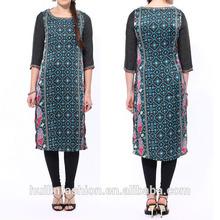 kurta embroidery design Girls-latest-kurta-designs-women ladies kurta neck design