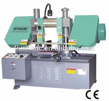 GT4228 Manual Clamping Workpiece Band Saw Machine