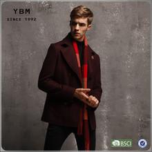 2014-2015 new fashion men's winter woolen coat models jackets for men
