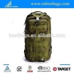 HOTCamo 600D PVC military backpack