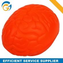 2014 Popular Colorful Mini Brain PU Stress Toy