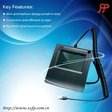 3.5 inch electronic Signature Pad connect to another device