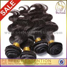 Wanted Distributorship Body Wave 5a 100% Virgin Unprocessed Brazilian Human Hair