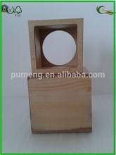 Wooden gift box light box