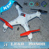 new product on China market LH-X6 2.4GHz 3D 6 Axis Gyro 4CH rc quadcopter intruder ufo
