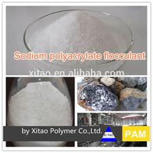 Sodium polyacrylate for red mud settling seperating process