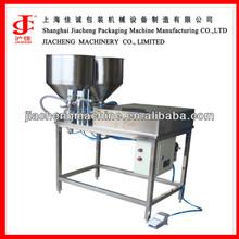 HOT Liquid or Paste Manual Bottle Filling Machine