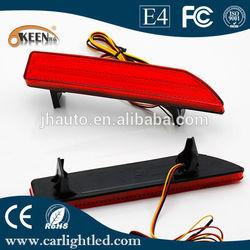 Rear Bumper For Honda City Led Lights, 12v Auto Tail LIght For Honda City