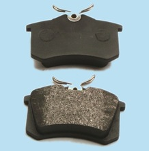 car spare parts brake pad for D340 manufacturer