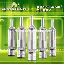 Notice!!500mah big power battery Titanium coil unique multi used vaporizer kit Airistech Duffy vaporizer rechargeable battery