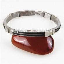 Stainless steel bracelet gps tracking