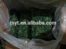 BQF spinach leaf frozen spinach