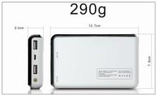 digital power bank 13000mah for electronics