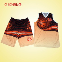 latest design 2015 cheap basketball uniform
