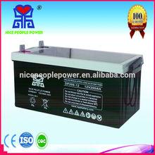 12 volt batteries 12v 200ah sealed lead acid batterys manufacturer