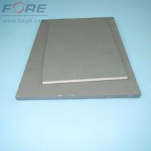 Good quality rigid pvc sheets black