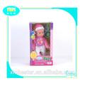 2014 vendita calda vinile baby doll con en71