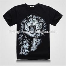 China Manufacturer promotional man custom t-shirt