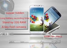 mobile phone hidden camera with sim card and TF card p2p 720P hidden camera