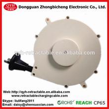 Australia Plug Flat Retractable Extension Power Cord Reel