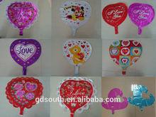 heart shape foil balloon valentine balloon for lover