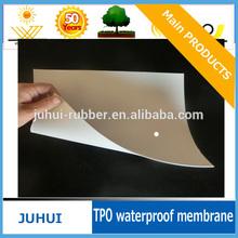 1.2-2.0mm reinforced TPO flexible waterproof material