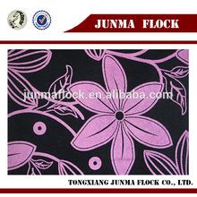 Delicacy Flower Pattern Manufacturer Flocked Turkey Wholesale Children Clothes