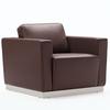 living sofa room& three seat & leather modern sofa