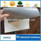 1.2-2.0mm TPO waterproof membrane for roof gardening