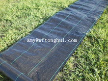 PP woven weed mat / PP woven silt fence fabric / ground cover