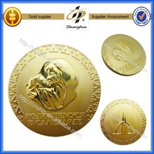 2015 high quality custom masonic coin